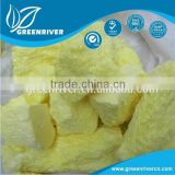 Lump Sulfur Granular 99.5%Tech 7704-34-9