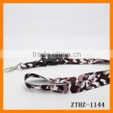 Various Colorful Metal Button Mobile Phone Strap Card Rope Lanyard With Logo Pattern Word Customizing ZTHZ-1142