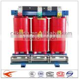 SCB10 series 10/0.4kv 160kva epoxy resin cast dry-type transformers with amorphous metal