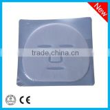disposable hydrogel facial mask for lady's beauty
