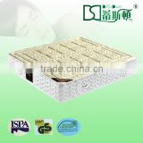 Buy latex king size bed Mattress with pillow top mattress