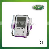 Hottest 2 in 1 needle free mesotherapy rf facial machine