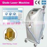 2014 best selling items diode laser hair removal with tec italy a hair removal laser QTS-DL100