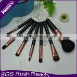 Brand name 7pcs Make Up brush christmas gift set