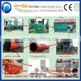 Automatic machine for making organic fertilizer granules,organic fertilizer manufacturing plant
