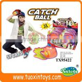 ball and stick model, sticky splat balls, sticky hand toy