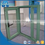 Hot selling good reputation high quality customized french aluminum casement window