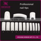 NEWAIR professional White Salon beauty Nail Tips+500pcs/bag