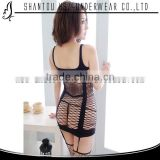 2015 Inexpensive and hot sale 95 polyester 5 spandex fabric hot woman sex horse sexy underwear ladies night dress sex