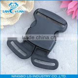 safety harness buckles 3-way plastic buckle for baby car