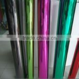 Professional Manufacturer Commercial Grade Conspicuity Mylar Material Retro Reflective Vinyl / Plastic Sheeting