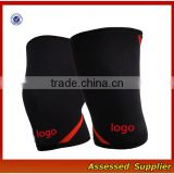 ZT-04-Custom High Quality Athletics Knee Compression Sleeve Sport Knee Support for Weight Lifting and Recovery for Men
