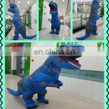5 different colour t rex costume inflatable halloween inflatable costume inflatable dinosaur costume for adult