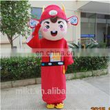 High quality traditional Chinese new year Cai shen mascot