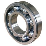 Black-coated Adjustable Ball Bearing 6002 Z, ABEC-1, Z1V1 ,C0 17x40x12mm