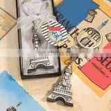 Love in Paris Eiffel Tower Key Chain Favors