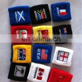Sports Cotton Sweatband Wristband