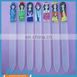 Hot sale advertising gifts custom best crystal nail file