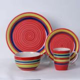 dinnerware set bowl plate mug