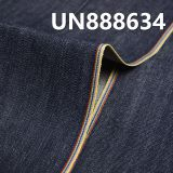 UN888634 Cotton Spandex Selvedge Denim  twill 32/33