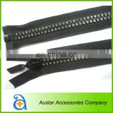 Black Crystal Diamante Gem Rhinestone zippers Wholesale