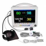 Multi-Parameter Patient Monitor with 12.1 Inch TFT Color Screen BenePM-12