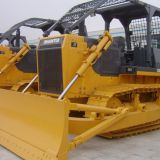 Shantui SD22F Logging bulldozer with winch bulldozer for timber work in forest