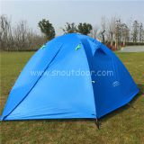 Camping Tent High quality SNZP039 3person water proof family outdoor camp equipment