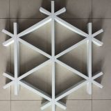 Ceiling Aluminum Grid Ceiling Decorative Metal Grille Ceiling