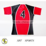 Custom New designs Dyed full sublimation yonex badminton jersey sports wear t shirts sport