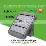 new product 2016 innovative CE/RoHS factory floor light led flood light 150W led wall pack