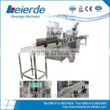 2000 BPH small production processing line beer bottle filling machine