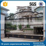 Top Quality Antique Steel Main Gate Design For Factory Home