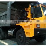 sell china brand new Sixty tons offroad mine dump truck
