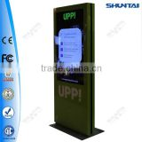 55inch digital Signage free standing indoor lcd advertising display