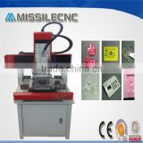 dismountable rotary axis 3d mini desktop cnc router 3040 for carving jade craft