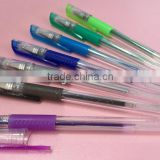 Gel-Ink Gel Pen's Ink Type and Normal Gel Pen's Ink Feature Colored Gel Pen 20-piece Value Set