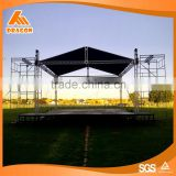 OEM manufacture perfect aluminum h frame truss for speakers