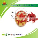 Top quality Organic Qinghai Dried Chinese Wolfberry