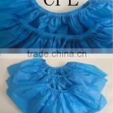 Disposable PE /CPE Shoe Cover 20u