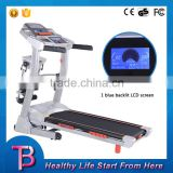Home use portable low-noise electric fitness easy installment treadmill                                                                                                         Supplier's Choice