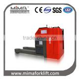 MIMA electric stand on Pallet Truck with 6000kg load capacity and customized solutions TE60 model