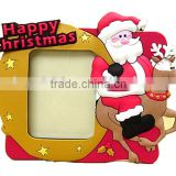 2013 newest coming and best selling high quality Christmas photo frame/PVC Picture Frame