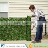 Ornaments Type and Plastic Material plastic small garden fence IVY