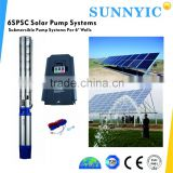 DC solar irrigation water pumping With MPPT controller                                                                         Quality Choice