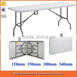 INQUIRY about Garden Table,Plastic Banquet table,used banquet tables