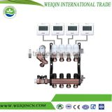 Copper pipe digital manifold gauge for underfloor heating system not leaking supply from China