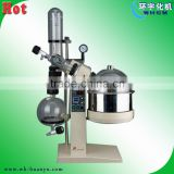laboratory rotary evaporator with teflon sealing