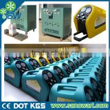 Filling machine with factory price RECO520SD Refrigerant Recovery machine