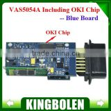 DHL/Fedex Fast ship vas5054 VAS 5054A with OKI Chip ODIS V2.0 Bluetooth Support UDS Protocol Full chip version